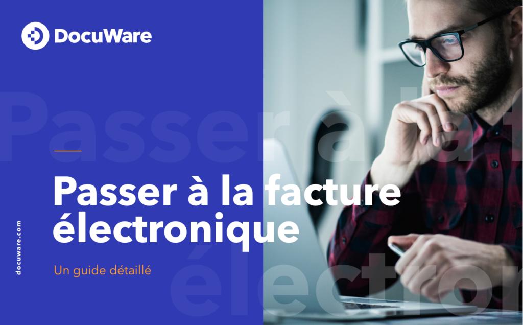 PDF LB Docuware Passer facture électro