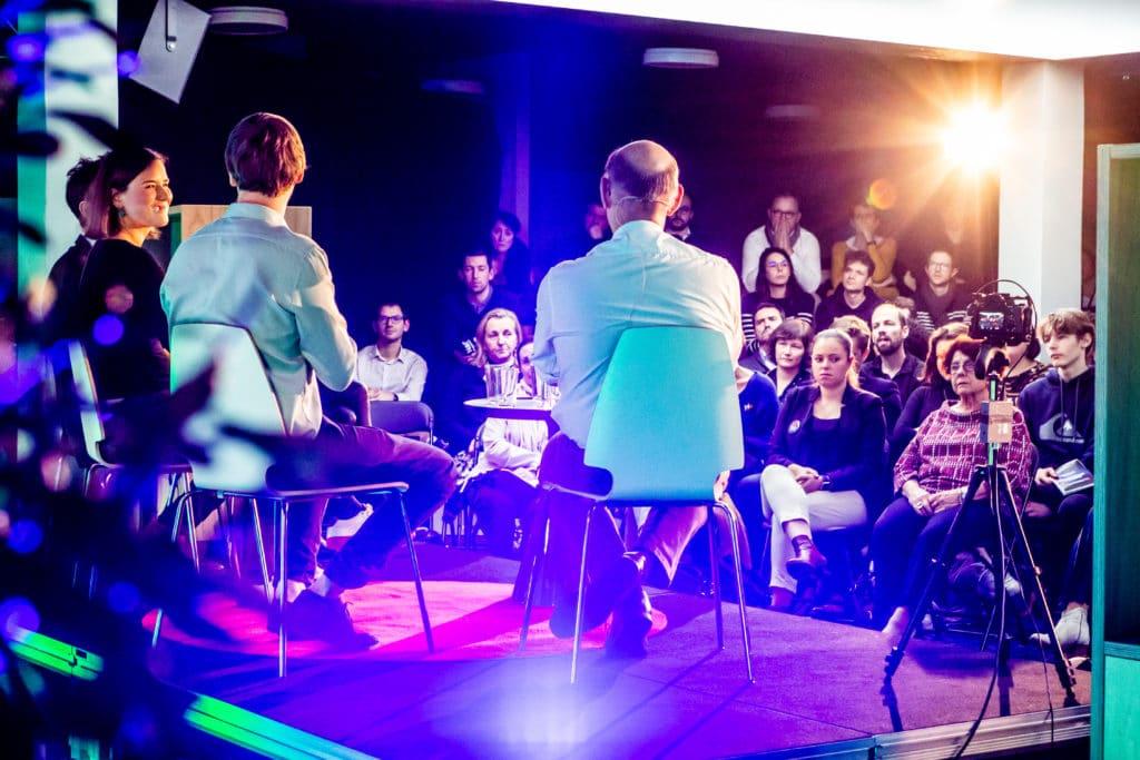 CYRIL SPANNEUT DATA SCIENTIST SII LILLE ÉTAIT AU TEDX NANTES