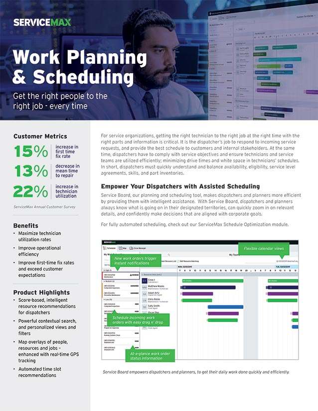 Planning Service Max