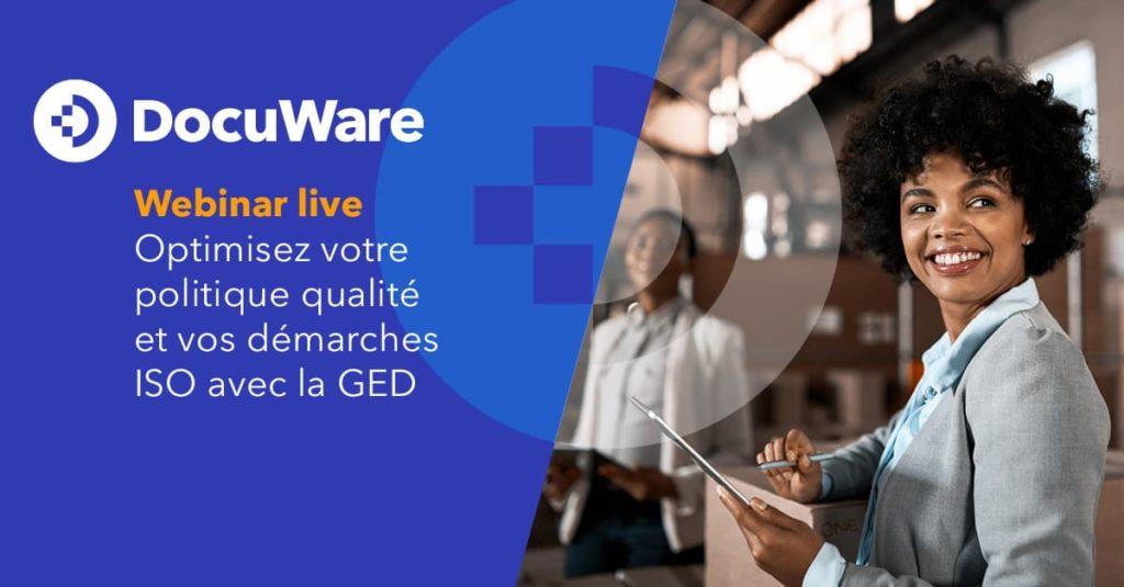Optimisez votre politique qualité et vos démarches ISO avec la GED