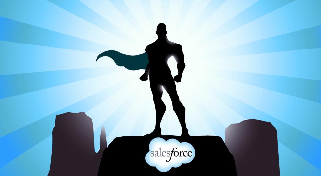 Salesforce et responsable filiale française