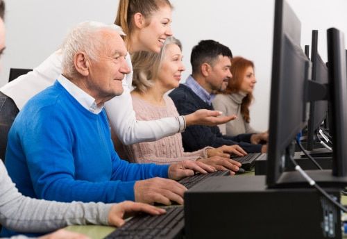 formation équipe - contre les inégalités numériques
