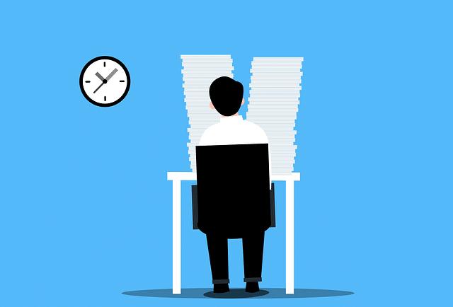 surmenage salariés congés